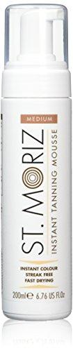 Mousse Auto-Bronzante St. Moriz 200 ml