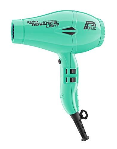 Parlux Advance Light - Sèche-cheveux ionique, turquoise