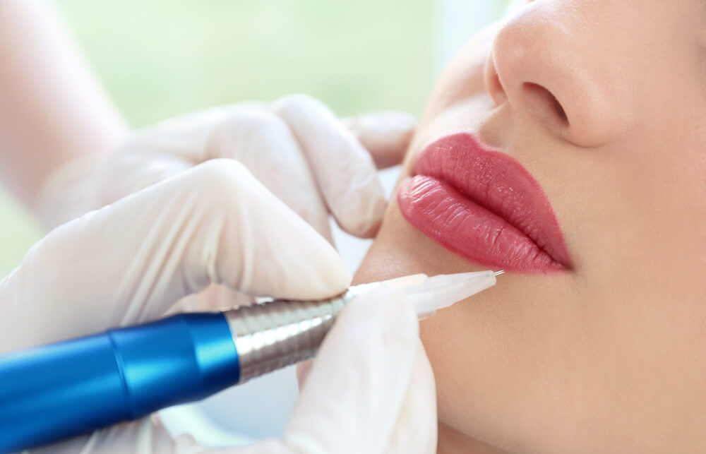 maquillage permanent avantages