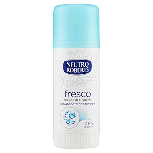 Roberts - Bâton déodorant, bleu, 40 ml
