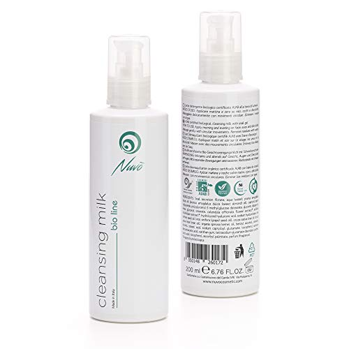 Nuvo' Slime Facial Cleansing Milk...