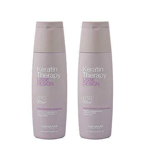 Shampooing et après-shampooing Alfaparf Lisse Design Duo