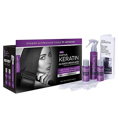 Kativa, Produit pour le lissage des cheveux