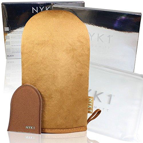 NYK1 MegaMitt - Gant auto-bronzant