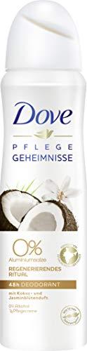 Colombe - Spray régénérant de noix de coco et...